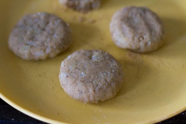 aloo mixture to prepare aloo tikki chole recipe