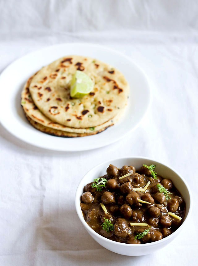 amritsari chole recipe, how to make amritsari chole