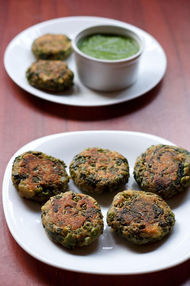 hara bhara kabab veg, hara bhara kabab recipe