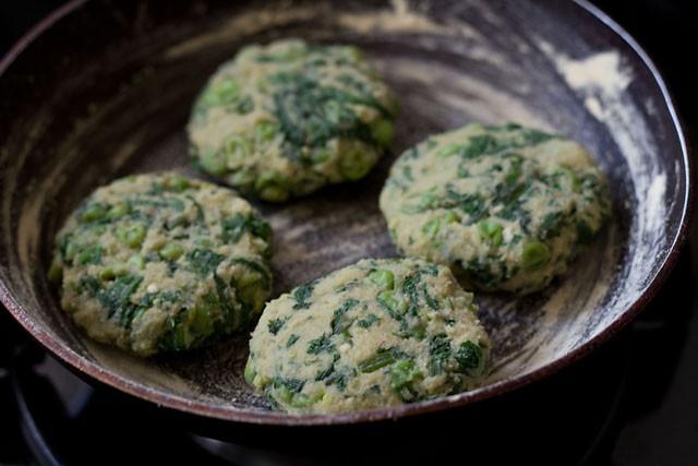 making hara bhara kabab recipe