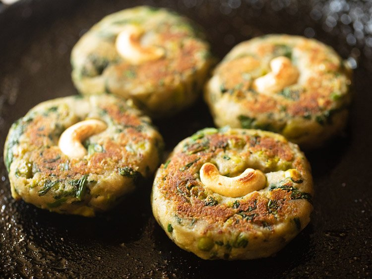 making hara bhara kabab