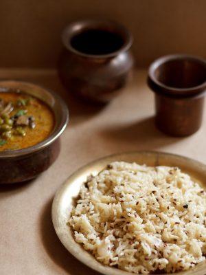jeera rice, easy jeera rice recipe