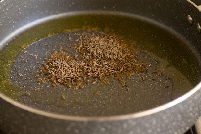 cumin for jeera rice recipe
