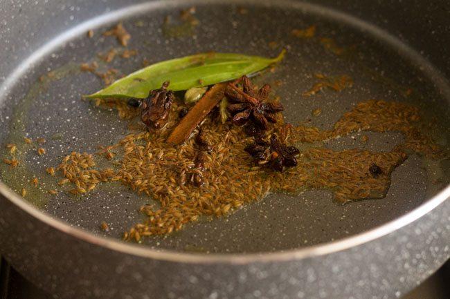 cumin for making jeera rice recipe