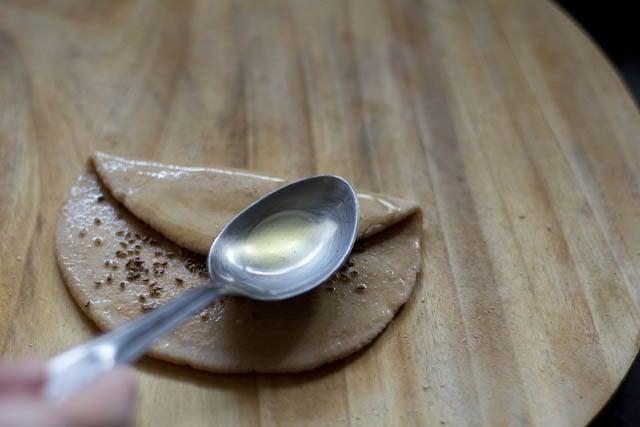 ghee for ajwain paratha recipe