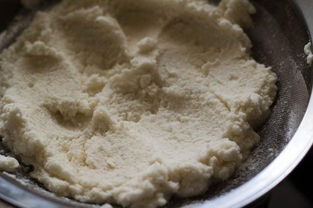 almond pulp - making almond milk