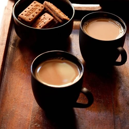 ginger tea recipe, indian ginger tea with milk, adrak wali chai recipe