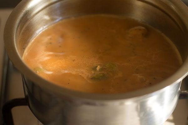 making ginger tea recipe