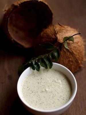 hotel style coconut chutney recipe