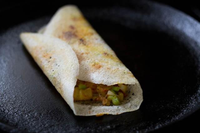 cooking mysore masala dosa recipe