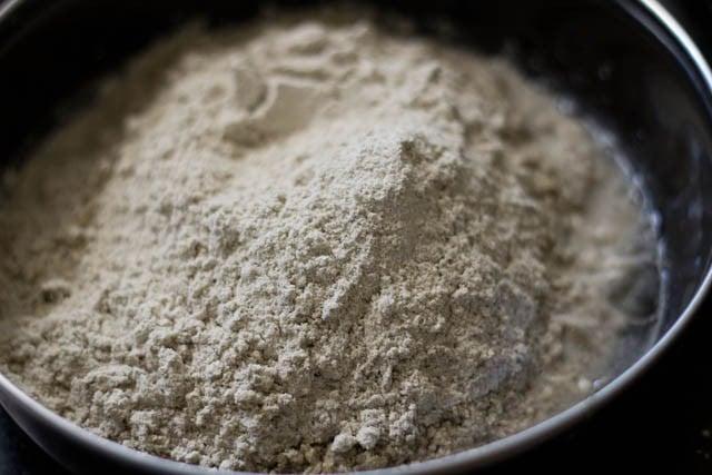 bajra flour for bajra roti recipe