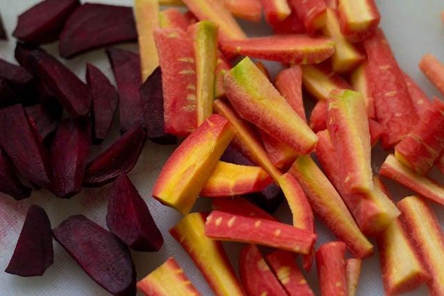 carrot for carrot kanji recipe