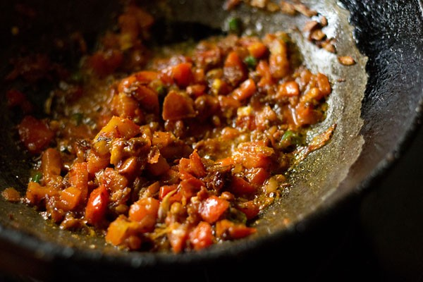 making chana dal recipe