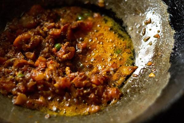 sauting - chana dal recipe