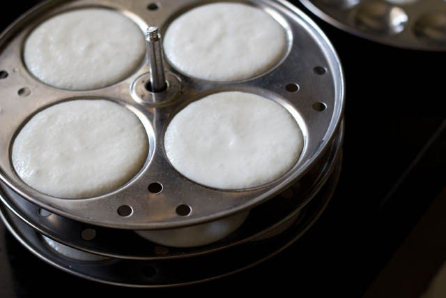 idli batter to make idli recipe with idli rava