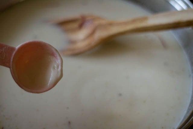 making mango kulfi recipe