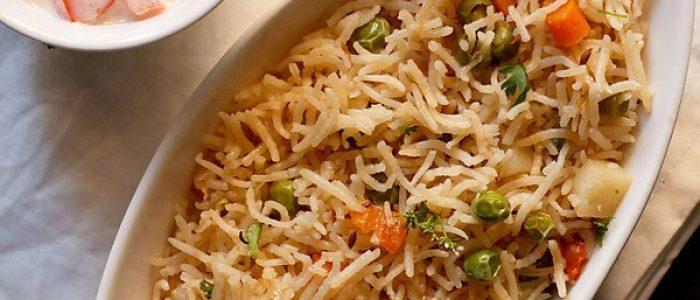 veg pulao, how to make pulao recipe | vegetable pulao | pulav recipe