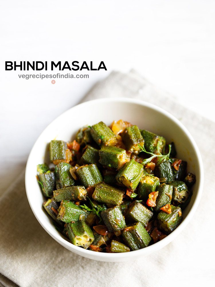 Bhindi Masala Easy And Healthy Dassana S Veg Recipes