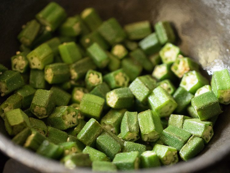 bhindi for making bhindi masala recipe