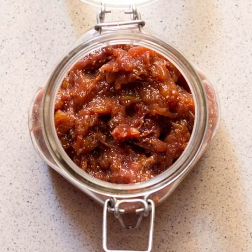 fig jam recipe with fresh figs