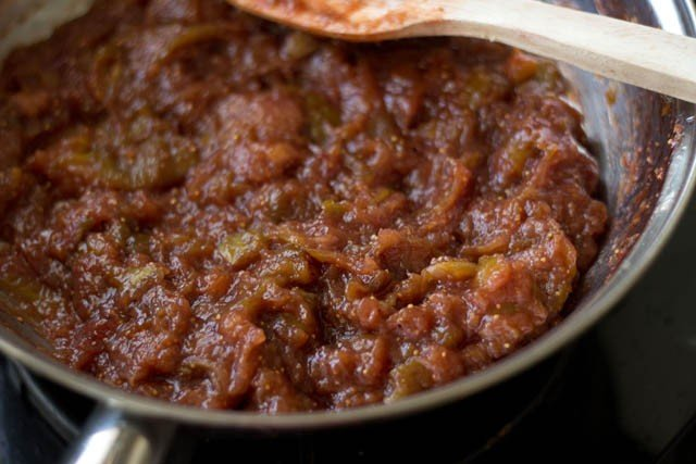 fig jam preparation