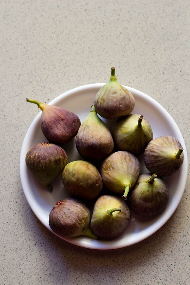 How to Preserve Figs Without Sugar