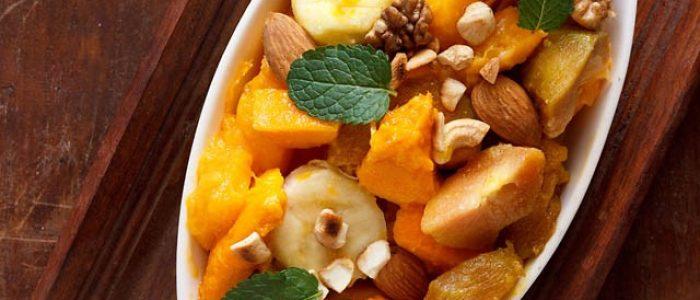 fruit salad recipe, how to make fruit salad | easy fruit salad recipe