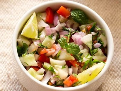 kuchumber - indian salad recipe