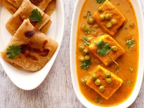 Paneer recipes 88 delicious paneer recipes easy indian paneer matar paneer recipe forumfinder Choice Image