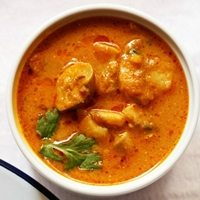punjabi mushroom masala recipe
