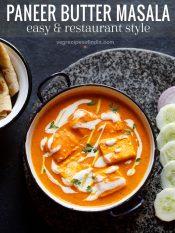 paneer butter masala recipe | how to make paneer butter masala – restaurant style
