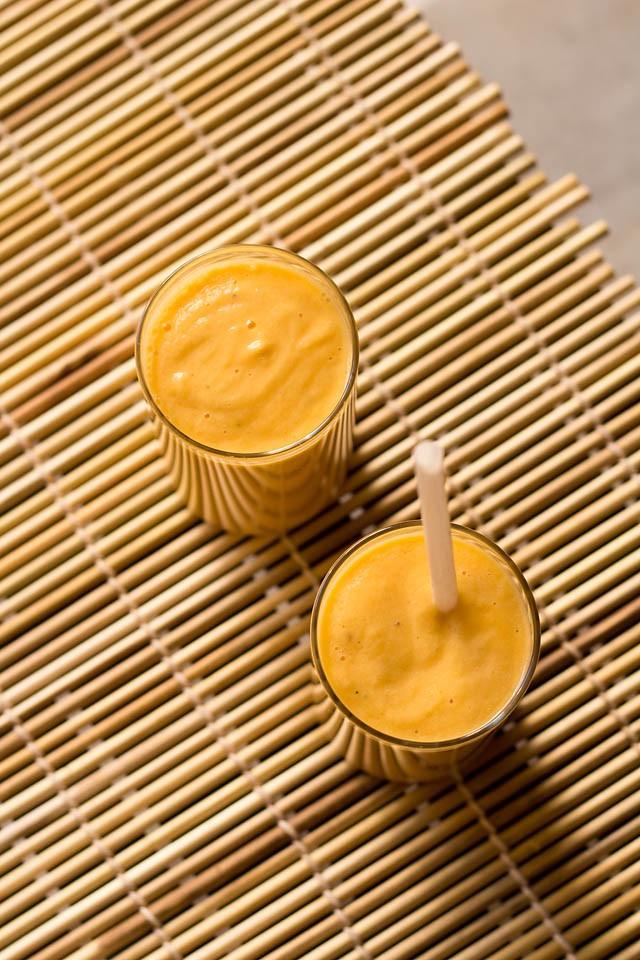 papaya lassi recipe, how to make papaya lassi | lassi recipes