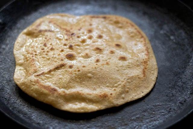 sugar paratha, sugar paratha recipe