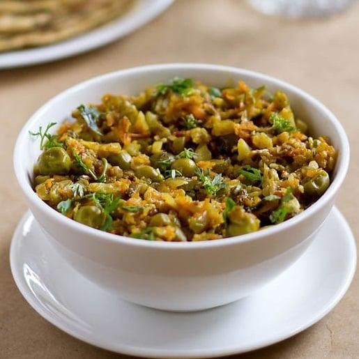 veg kheema recipe