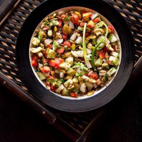 veg salad, vegetable salad