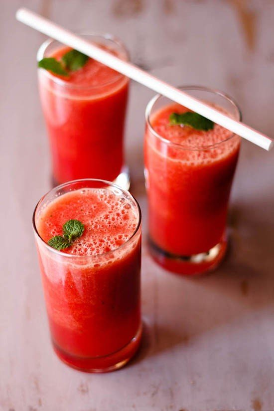 watermelon orange juice