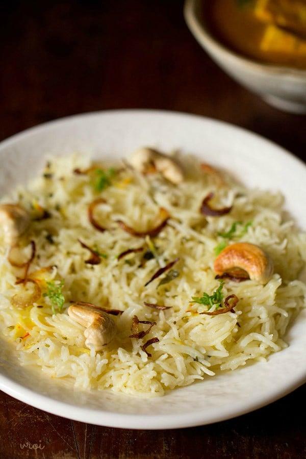 biryani rice biryani chawal