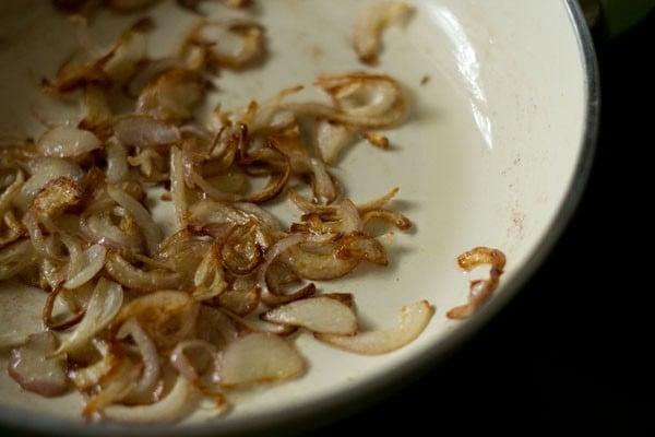 Biryani rice recipe biryani chawal recipe how to make biryani onions for biryani rice recipe forumfinder Gallery