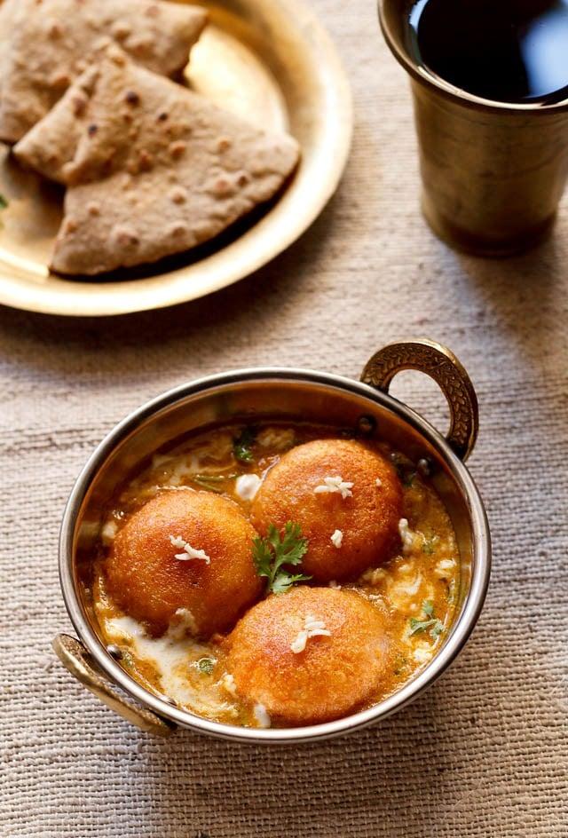 malai kofta recipe, how to make malai kofta | malai kofta curry