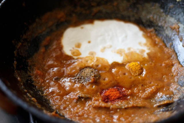 dry spice powders for malai kofta recipe