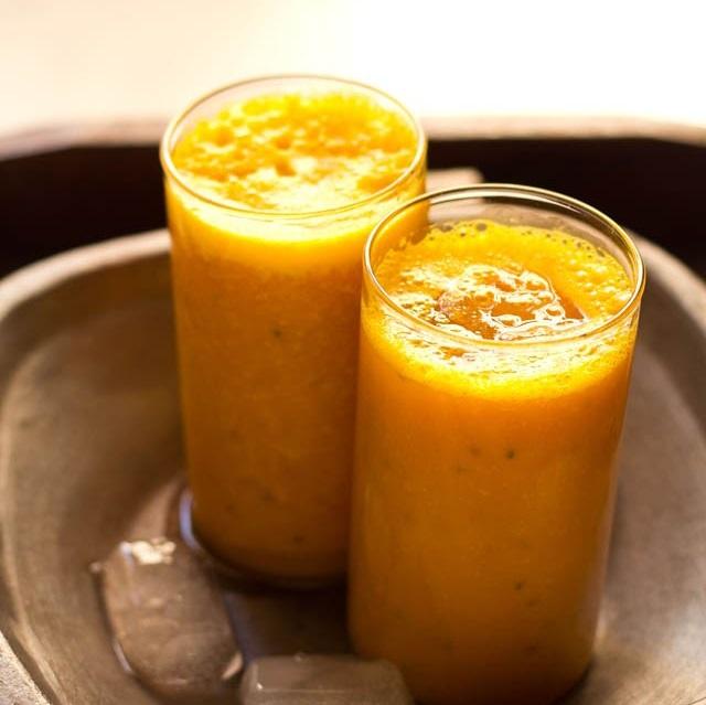 mango sherbet recipe