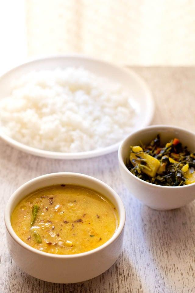 moong dal tadka recipe, how to make moong dal recipe