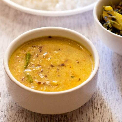 moong dal recipe, moong dal tadka recipe
