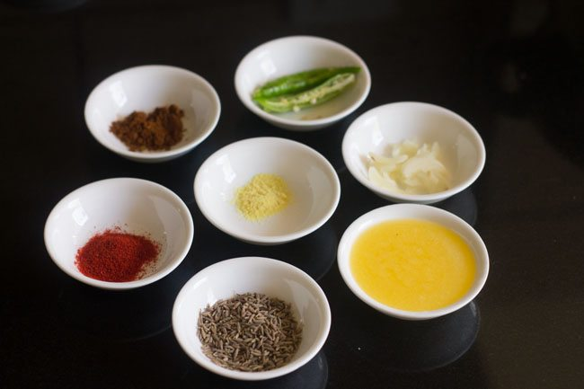 making moong dal recipe
