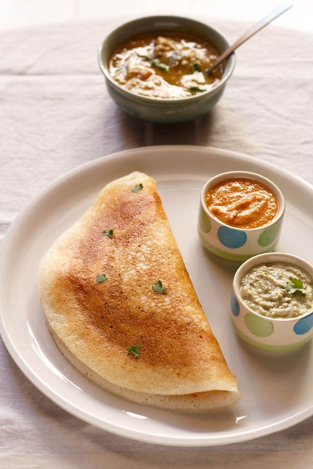 mysore masala dosa recipe, how to make mysore masala dosa