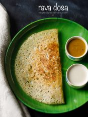 rava dosa recipe, how to make instant rava dosa recipe | rava dosa recipes