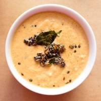 red chil coconut chutney recipe