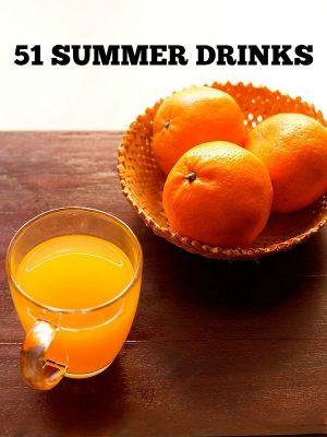 indian summer drinks, summer drinks