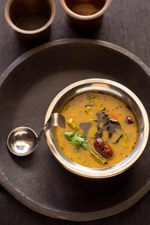 udupi sambar recipe, how to make udupi sambar | sambar recipes