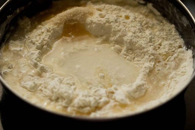 dough for kulcha recipe